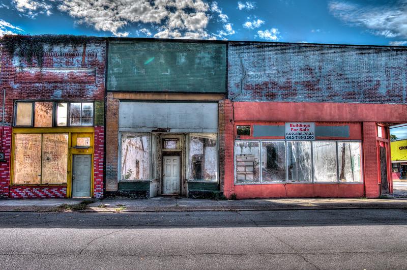 Abandoned Buildings - Rosedale