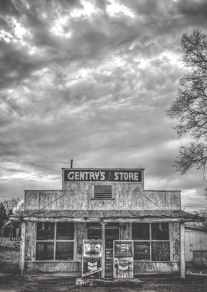 Gentry's Store - Starkville