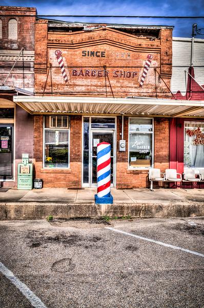 Barber Shop - Wiggins