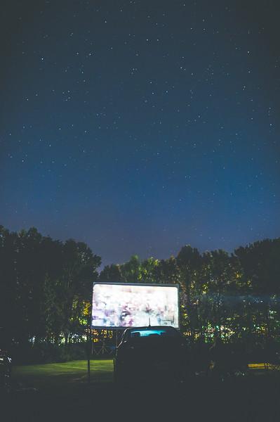 Movie Under the Stars - Iuka