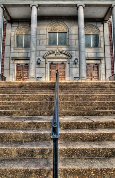 First Baptist Church - Louisville