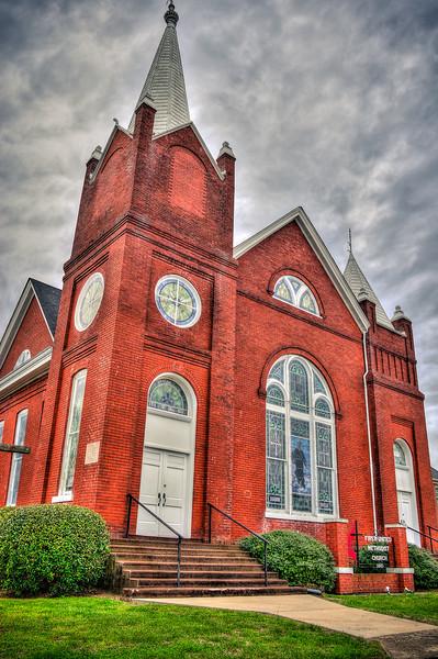 First Methodist - Okolona