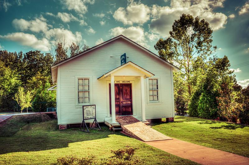 Elvis Presley Childhood Church
