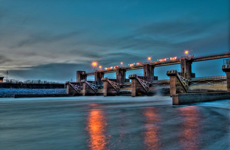 Columbus Lock & Dam