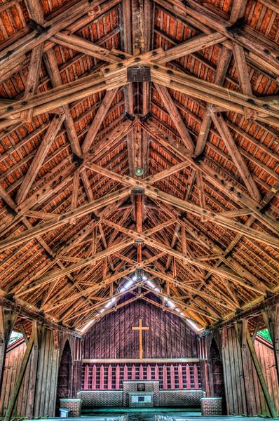 Wood College Chapel - Mathiston