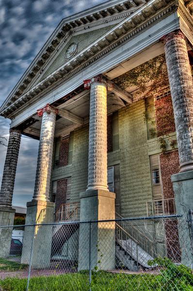 Old Elks Lodge Building - Greenville