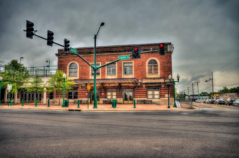 Downtown Building - Jackson