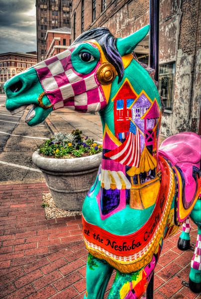 Carousel Horse - Meridian