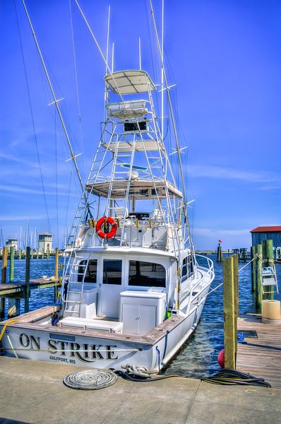On Strike - Gulfport