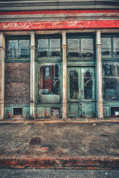 Broken Building