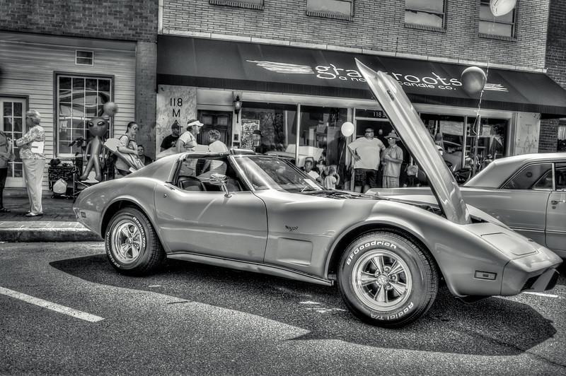 Classic Corvette - Columbus