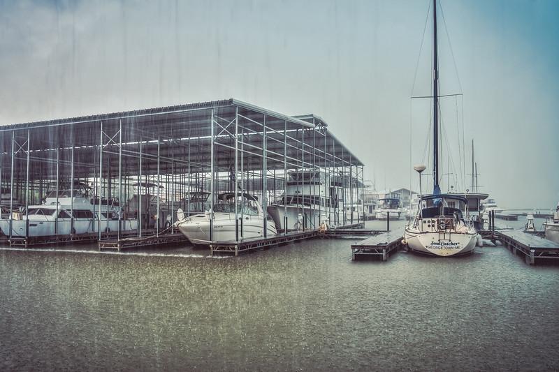 Marina Rain - Columbus