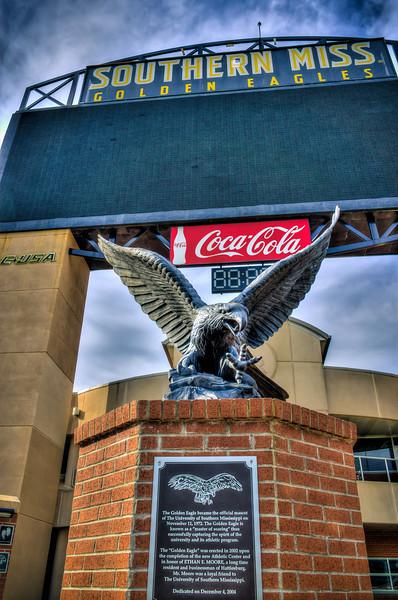Eagle at The Rock - USM