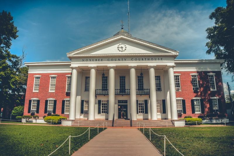 Noxubee County Courthouse