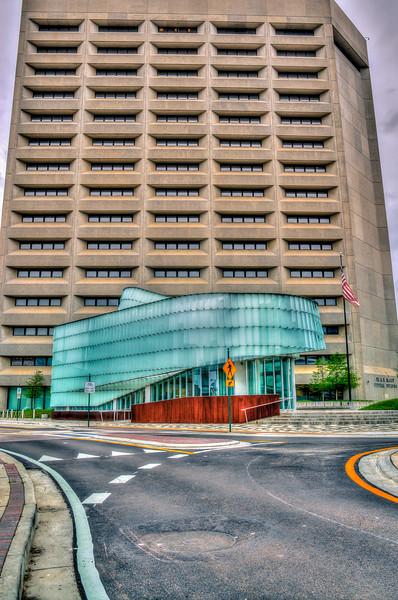 McCoy Federal Building - Jackson