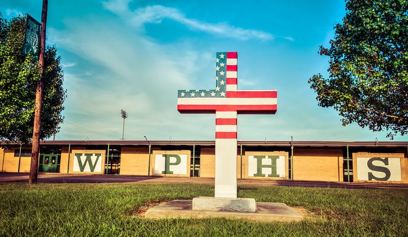 High School Cross - West Point