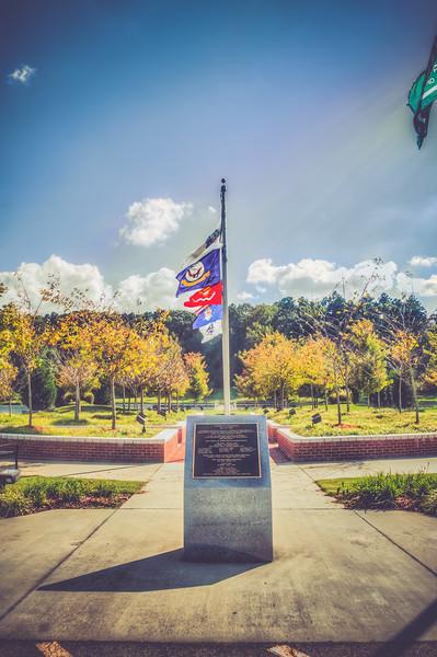 Veterans Park - Tupelo