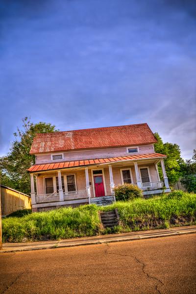 Abandoned House - Kosciusko