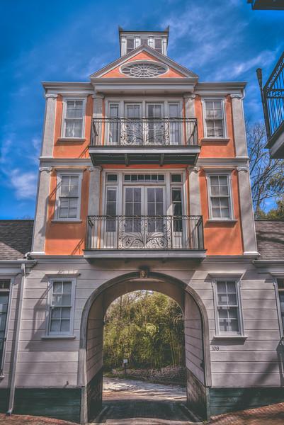 Cindarella House