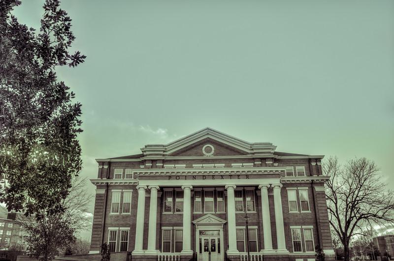 Poindexter Hall - MUW