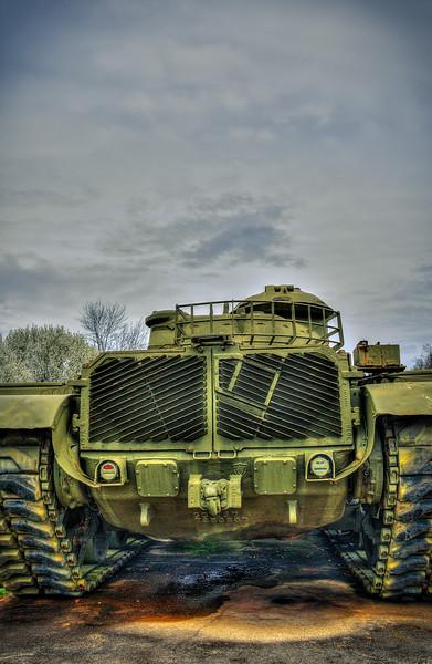 A Tank!