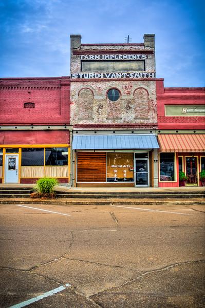 Sturdivant-Smith Building - Winona